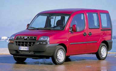 Fiat Doblo I Nadwozie