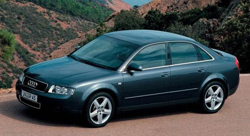Audia A4 B6